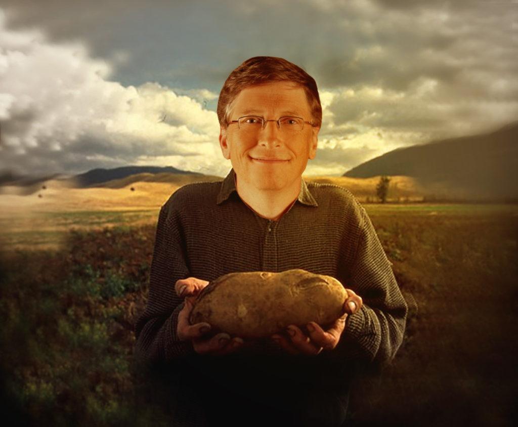 Бил Гейтс е най-големия собственик на земеделска земя в САЩ